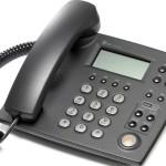 Telefonía fixa