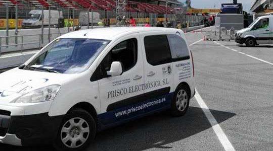 Fórmula 1: preparatius al Circuit de Catalunya
