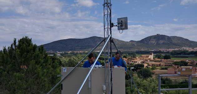 Gualta ja té internet i telefonia de Prisco electrònica