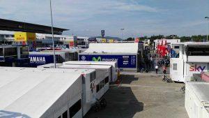 Prisco Electrónica al gran premio de MotosGP el Circuito de Cataluña asegurando el buen funcionamiento del sistema de telecomunicaciones.